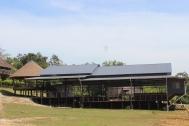 Kidau Tribal Grand Hall (Side)