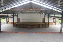 Kidau Tribal Grand Hall Stage